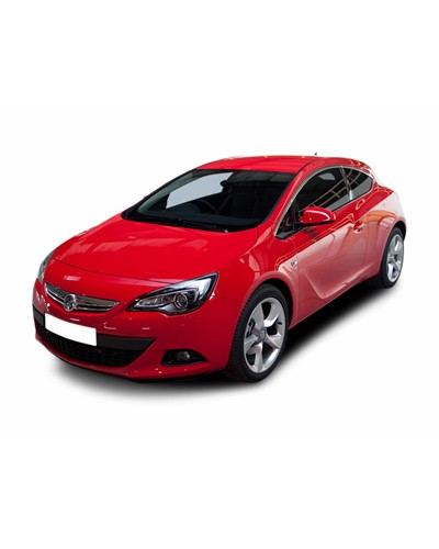 Vauxhall GTC review