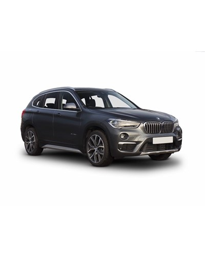 BMW X1 review
