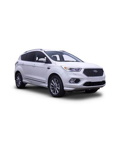 Ford Kuga Vignale review