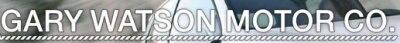 Gary Watson Motor Company