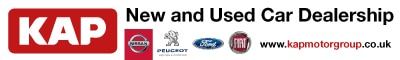 KAP Folkestone Ford Peugeot & Nissan