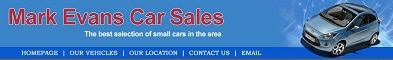 Mark Evans Car Sales