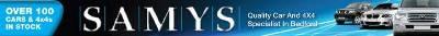 Samys Car Sales Ltd