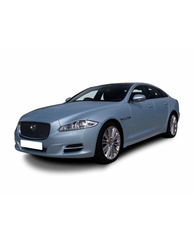 Jaguar XJ Series review