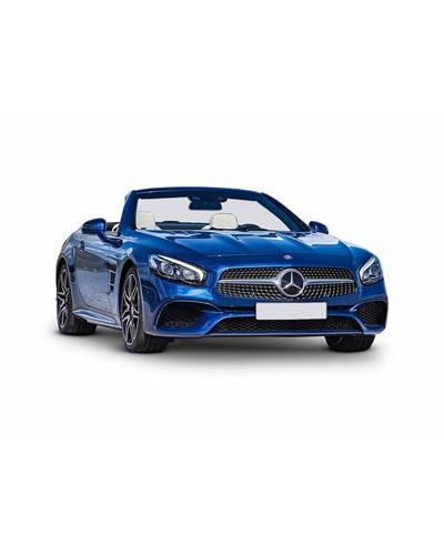 Mercedes-Benz SL Class review