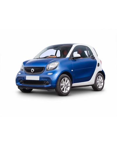 smart Fortwo Coupe review