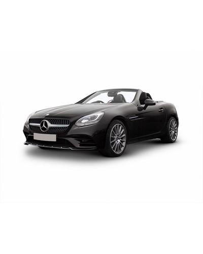 Mercedes-Benz SLC Class review