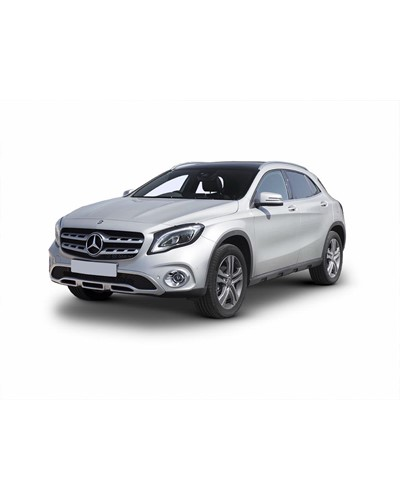 Mercedes-Benz GLA Class review