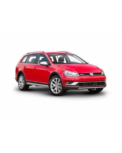 Volkswagen Golf Alltrack review