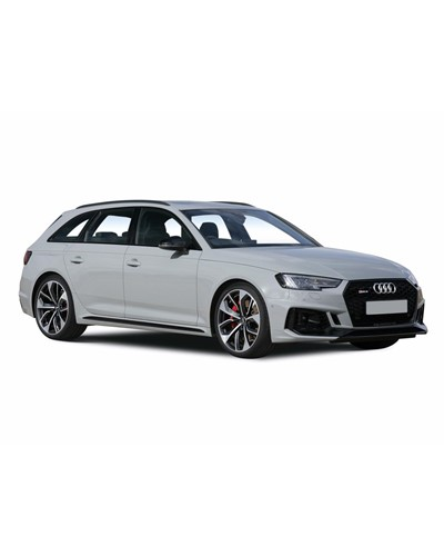 Audi RS4 review