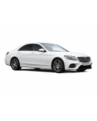 Mercedes-Benz S Class review