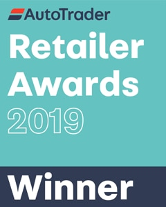 Auto Trader Retailer Award Winner Business Initiative of the Year