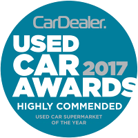 CarDealer Highly Commended