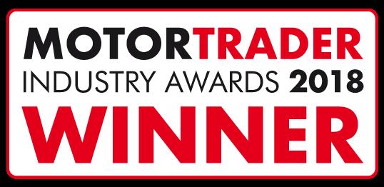 Motor Trader Winner Most Improved Dealership
