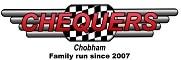 Chequers Cars Chobham logo