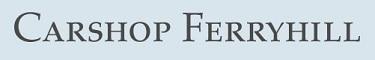 Car Shop Ferryhill logo
