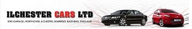 Ilchester Cars logo