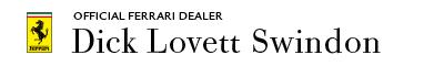 Official Ferrari Dealer – Dick Lovett Swindon
