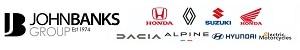 John Banks Honda logo