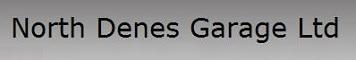 North Denes Garage logo