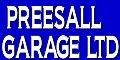 Preesall Garage logo