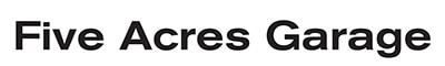 Five Acres Garage Nissan logo