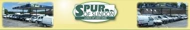 Spur of Slindon logo