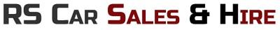 RS Car Sales & Hire logo