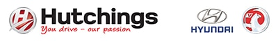 Hutchings Hyundai Pontypridd logo
