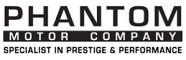 Phantom Motor Company logo