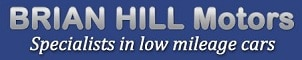 Brian Hill Motors logo