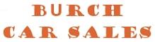 Burch Car Sales logo
