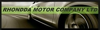 Rhondda Motor Company