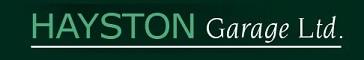 Hayston Garage Ltd logo